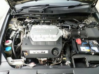 2011 Honda Accord 50 MY10 V6 Luxury 5 Speed Automatic Sedan