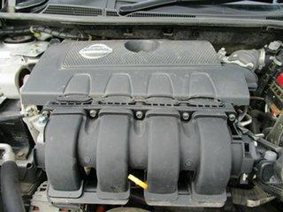 2014 Nissan Pulsar B17 ST Silver Continuous Variable Sedan