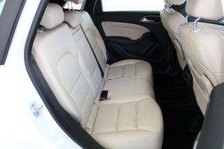 2015 Mercedes-Benz B-Class W246 B200 CDI DCT White 7 Speed Sports Automatic Dual Clutch Hatchback