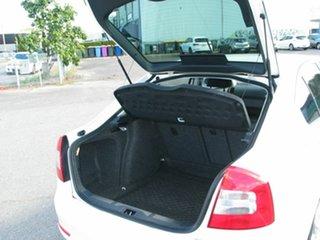 2012 Skoda Octavia 1Z MY12 118 TSI White 7 Speed Auto Direct Shift Liftback