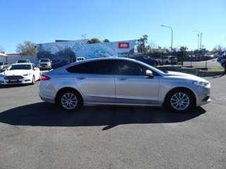 2017 Ford Mondeo MD 2017.00MY Ambiente Silver 6 Speed Automatic Hatchback