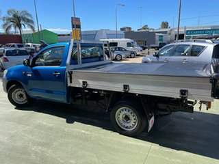 2012 Toyota Hilux TGN16R MY12 Workmate 4x2 5 Speed Manual Cab Chassis