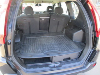 2012 Nissan X-Trail T31 MY11 ST (FWD) Black Continuous Variable Transmission Wagon