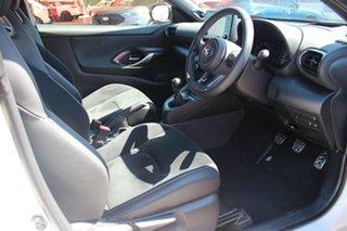 2020 Toyota GR Yaris Gxpa16R GR Glacier White 6 Speed Manual Hatchback