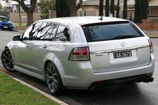 2014 Holden Commodore VF MY14 SS V Sportwagon Silver 6 Speed Sports Automatic Wagon.