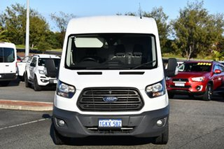2018 Ford Transit VO 2017.75MY 350L (Mid Roof) White 6 Speed Automatic Van