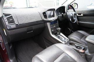 2012 Holden Captiva CG Series II 7 AWD LX Red 6 Speed Sports Automatic Wagon