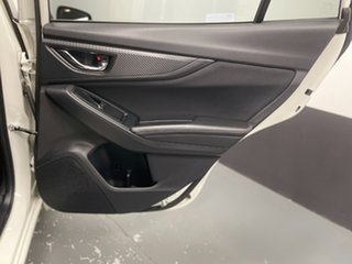 2017 Subaru Impreza G5 MY18 2.0i-L CVT AWD White 7 Speed Constant Variable Hatchback
