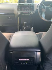 2016 Toyota Landcruiser Prado GDJ150R GXL Glacier White 6 Speed Sports Automatic Wagon