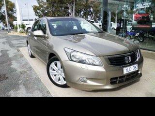 2011 Honda Accord 50 MY10 V6 Luxury 5 Speed Automatic Sedan.