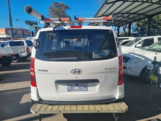 2012 Hyundai iLOAD TQ MY11 White 5 Speed Manual Van.
