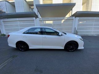 2017 Toyota Aurion GSV50R Sportivo White 6 Speed Sports Automatic Sedan.