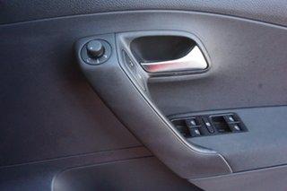 2013 Volkswagen Polo 6R MY13.5 Trendline Red 5 Speed Manual Hatchback