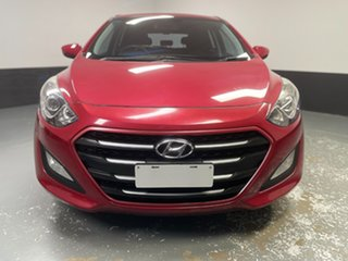 2015 Hyundai i30 GD3 Series II MY16 Active Brilliant Red 6 Speed Sports Automatic Hatchback.
