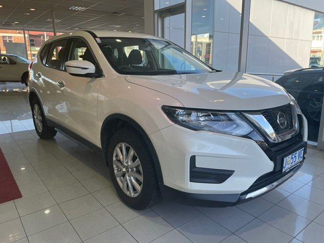 Used Nissan X-Trail T32 Series III MY20 ST X-tronic 4WD Launceston, 2020 Nissan X-Trail T32 Series III MY20 ST X-tronic 4WD Ivory Pearl 7 Speed Constant Variable Wagon