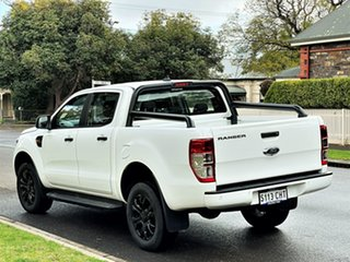 2020 Ford Ranger PX MkIII 2021.25MY XL Hi-Rider White 6 Speed Sports Automatic Double Cab Pick Up