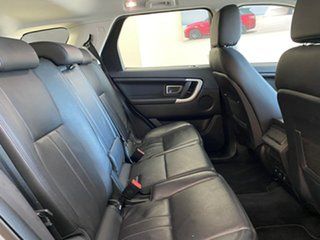 2018 Land Rover Discovery Sport L550 18MY HSE Silver 9 Speed Sports Automatic Wagon