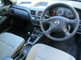 2003 Nissan Pulsar N16 MY2003 ST-L White 4 Speed Automatic Sedan