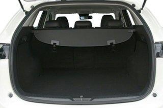 2021 Mazda CX-5 KF4WLA Touring SKYACTIV-Drive i-ACTIV AWD Snowflake White Pearl 6 Speed