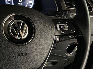 2016 Volkswagen Tiguan 5N MY17 110TSI DSG 2WD Comfortline Black 6 Speed Sports Automatic Dual Clutch