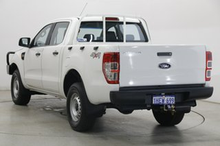 2016 Ford Ranger PX MkII XL Winter White 6 Speed Sports Automatic Utility.