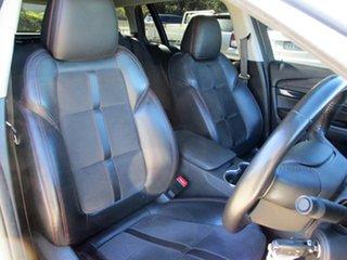2015 Holden Commodore VF MY15 SV6 Sportwagon Storm White 6 Speed Sports Automatic Wagon