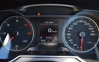 2013 Audi A4 B8 8K MY14 Allroad S Tronic Quattro Grey 7 Speed Sports Automatic Dual Clutch Wagon.