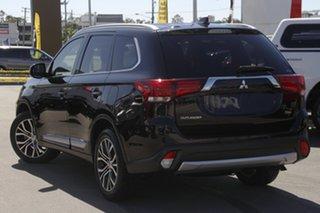2018 Mitsubishi Outlander ZL MY19 LS AWD Black 6 Speed Sports Automatic Wagon.