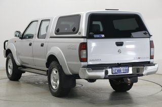2014 Nissan Navara D22 S5 ST-R Silver 5 Speed Manual Utility.