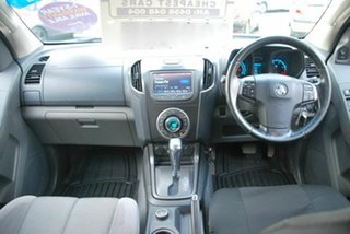 2014 Holden Colorado RG MY14 LTZ (4x4) Grey 6 Speed Automatic Crew Cab Pickup