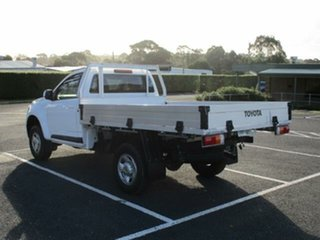 2017 Holden Colorado RG Turbo LS (4x4) White Automatic Cab Chassis