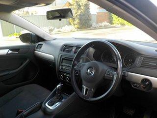 2013 Volkswagen Jetta 1KM MY13.5 118 TSI Grey 7 Speed Auto Direct Shift Sedan