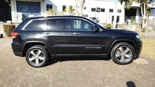 2013 Jeep Grand Cherokee WK MY14 Limited (4x4) Black 8 Speed Automatic Wagon.