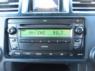 2008 Toyota Kluger GSU40R KX-R (FWD) 7 Seat White 5 Speed Automatic Wagon