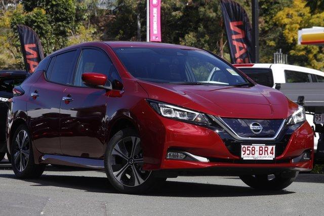 Demo Nissan Leaf ZE1 Newstead, LEAF EV MY21_40KW