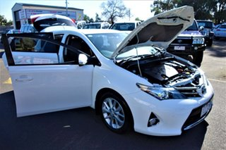 2015 Toyota Corolla ZRE182R Ascent Sport S-CVT White 7 Speed Constant Variable Hatchback