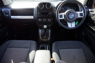 2015 Jeep Compass MK MY15 Sport Maximum Steel 6 Speed Sports Automatic Wagon