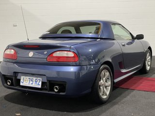 2005 MG TF 120 Blue 6 Speed Constant Variable Roadster
