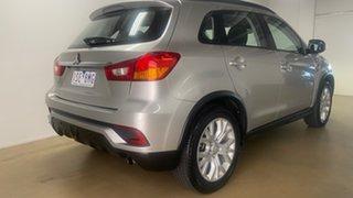 2019 Mitsubishi ASX XC MY19 ES ADAS ( 2WD) Silver Continuous Variable Wagon.