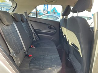 2016 Kia Picanto TA MY17 SI Silver 4 Speed Automatic Hatchback