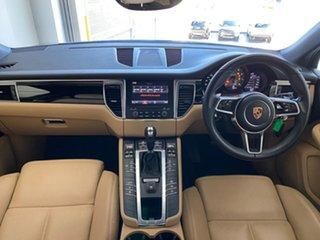 2016 Porsche Macan 95B MY17 S PDK AWD Grey 7 Speed Sports Automatic Dual Clutch Wagon