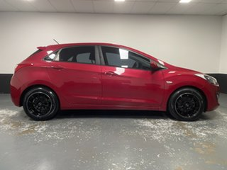 2015 Hyundai i30 GD3 Series II MY16 Active Brilliant Red 6 Speed Sports Automatic Hatchback