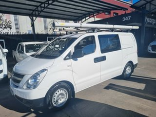 2012 Hyundai iLOAD TQ MY11 White 5 Speed Manual Van