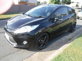 2012 Ford Fiesta WS Metal Black 5 Speed Manual Hatchback