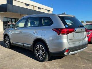 2018 Mitsubishi Outlander ZL MY18.5 ES AWD Silver 6 Speed Constant Variable Wagon