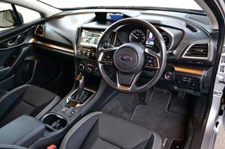 2018 Subaru Impreza G5 MY18 2.0i-L CVT AWD Silver 7 Speed Constant Variable Hatchback.