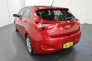 2017 Hyundai i30 GD4 Series II MY17 Active Red 6 Speed Manual Hatchback