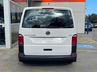 2018 Volkswagen Transporter T6 MY18 TDI340 SWB DSG White 7 Speed Sports Automatic Dual Clutch Van.