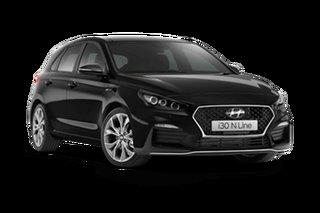 2021 Hyundai i30 PD.V4 MY21 N Line D-CT Premium Phantom Black 7 Speed Sports Automatic Dual Clutch
