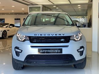 2018 Land Rover Discovery Sport L550 18MY HSE Silver 9 Speed Sports Automatic Wagon.